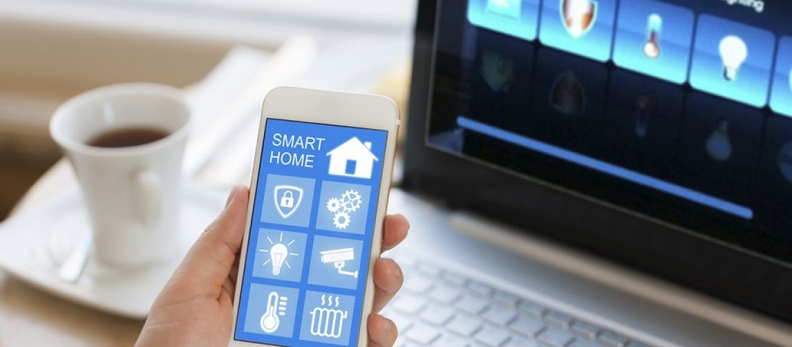 smart home automation Calgary